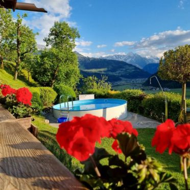 Außen Sommer 2, Chalet Egger, Zell am Ziller, Zillertal, Tirol, Österreich