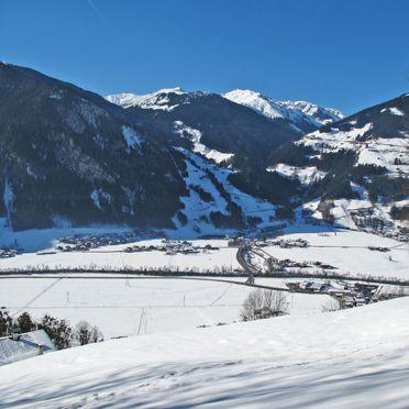Außen Winter 17, Jagdhütte Eberharter, Mayrhofen, Zillertal, Tirol, Österreich