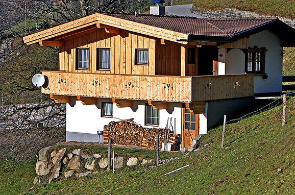 Außen Sommer 1 - Hauptbild, Chalet Hamberg, Kaltenbach, Zillertal, Tirol, Österreich