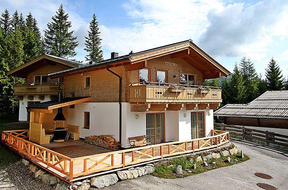 Außen Sommer 1 - Hauptbild, Chalet Hochkrimml, Königsleiten, Zillertal, Salzburg, Österreich