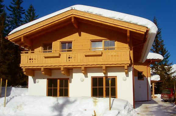 Außen Winter 20 - Hauptbild, Chalet Hochkrimml, Königsleiten, Zillertal, Salzburg, Österreich