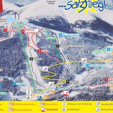 Außen Winter 14, Berghütte Sternisa, Hirschegg - Pack, Steiermark, Steiermark, Österreich