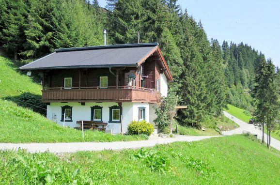 Außen Sommer 1 - Hauptbild, Berghütte Häusl, Tux, Zillertal, Tirol, Österreich