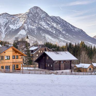 Außen Winter 17, Chalet Sommersberg, Bad Aussee, Salzkammergut, Salzburg, Österreich