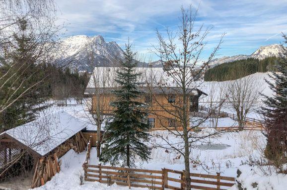 Außen Winter 21 - Hauptbild, Chalet Sommersberg, Bad Aussee, Salzkammergut, Salzburg, Österreich
