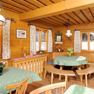 Innen Sommer 2, Skihütte Gnadenalm, Obertauern, Pongau, Salzburg, Österreich