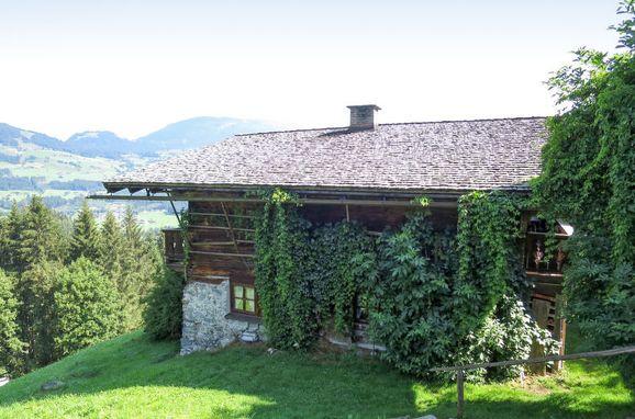 Außen Sommer 1 - Hauptbild, Berghütte Sahnealm, Mittersill, Pinzgau, Salzburg, Österreich
