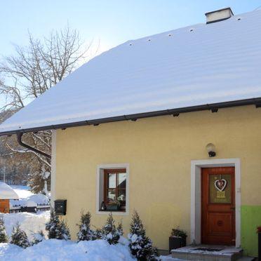 Außen Winter 24, Ferienhaus Gebhardt, Zederhaus, Lungau, Salzburg, Österreich