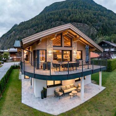 Außen Winter 46, Alpenchalet Tirol, Längenfeld, Ötztal, Tirol, Österreich