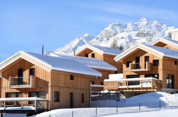 Außen Winter 9 - Hauptbild, Chalet Bergeralm, Steinach am Brenner, Tirol, Tirol, Österreich