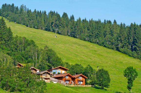 Außen Sommer 1 - Hauptbild, Chalet Nikola, Flachau, Pongau, Salzburg, Österreich