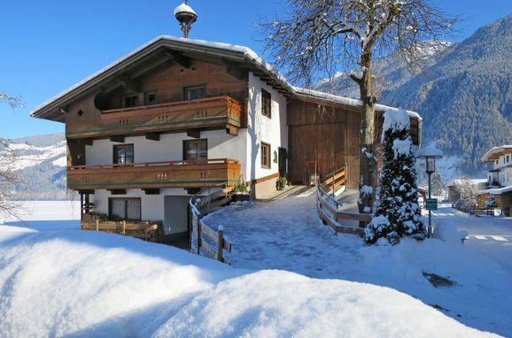 Außen Winter 15 - Hauptbild, Chalet Burgstall im Zillertal, Mayrhofen, Zillertal, Tirol, Österreich