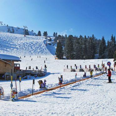 Innen Winter 19, Chalet Burgstall im Zillertal, Mayrhofen, Zillertal, Tirol, Österreich