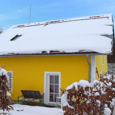 Outside Winter 24, Ferienhaus kleine Winten, Geinberg, Oberösterreich, Upper Austria, Austria