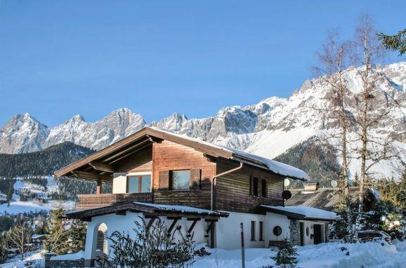 Außen Winter 32 - Hauptbild, Berghaus Weitblick, Ramsau am Dachstein, Steiermark, Steiermark, Österreich