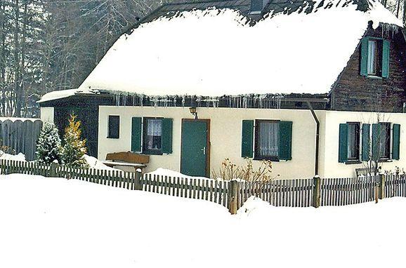Außen Winter 20 - Hauptbild, Berghaus Richter, Sankt Johann am Tauern, Steiermark, Steiermark, Österreich