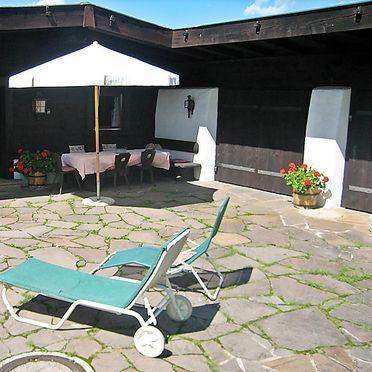 Außen Sommer 2, Jagdhütte Lärchenbichl, Sankt Johann in Tirol, Tirol, Tirol, Österreich