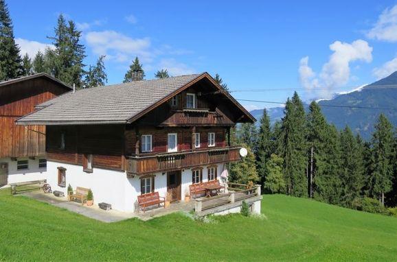 Außen Sommer 1 - Hauptbild, Bauernhaus Luxner im Zillertal, Kaltenbach, Zillertal, Tirol, Österreich