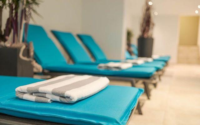 Hotel Sonnblick Kaprun Wellnessbereich