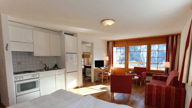 Zweizimmer-Apartment