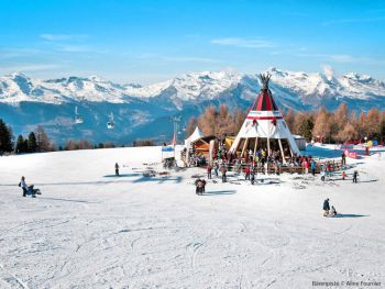 Chalet le Dahu - Wallis - Schweiz
